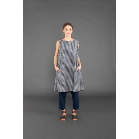 Mama B Lasola Cotton Dress - Black