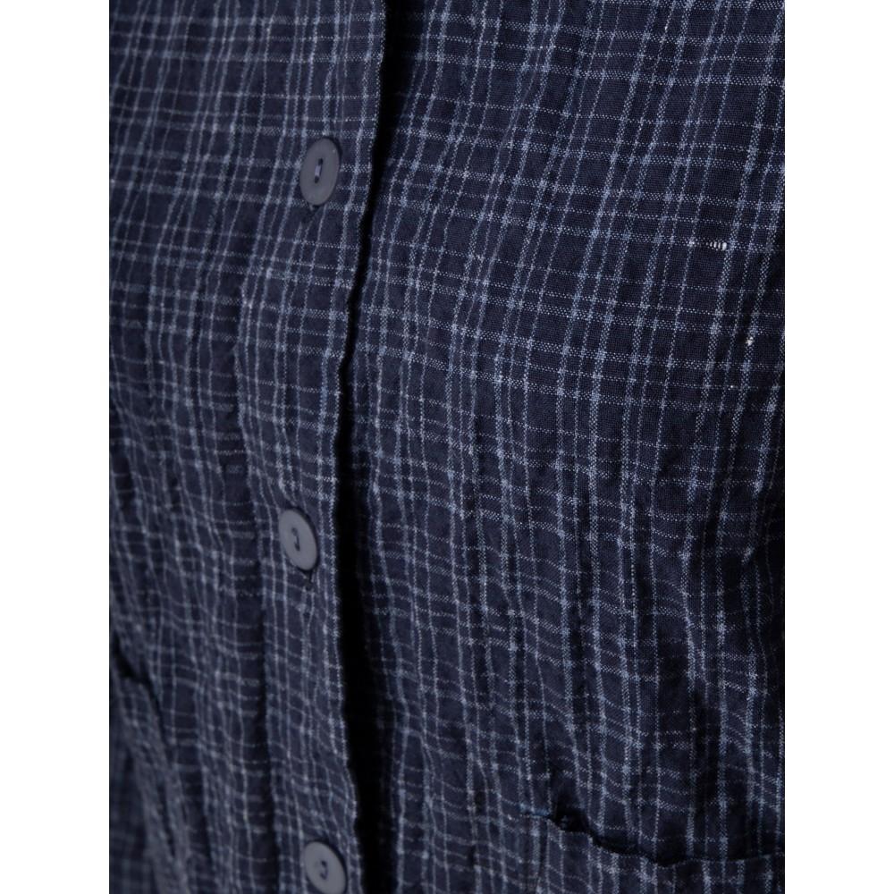 Mes Soeurs et Moi Etude Denim Jacket with Pockets Denim