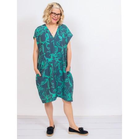 Mes Soeurs et Moi Limonade Dress - Green