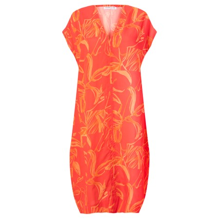 Mes Soeurs et Moi Limonade Dress - Red