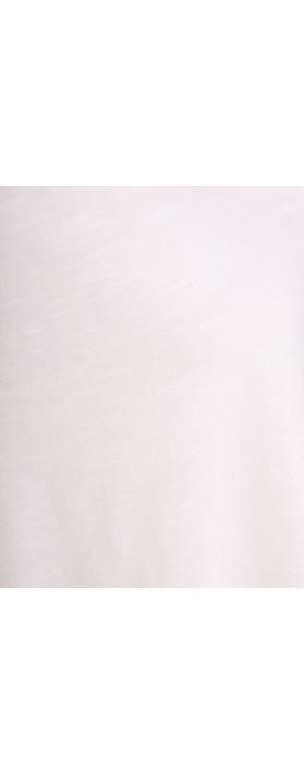 Mes Soeurs et Moi Motus Tshirt Blanc White