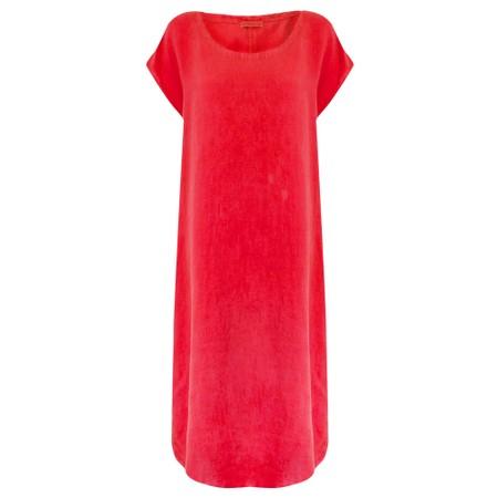 Mes Soeurs et Moi Arfi Arachon Linen Shift dress - Red