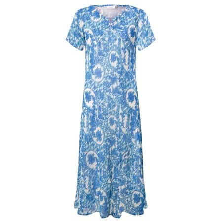 Adini Polly Dress - Blue