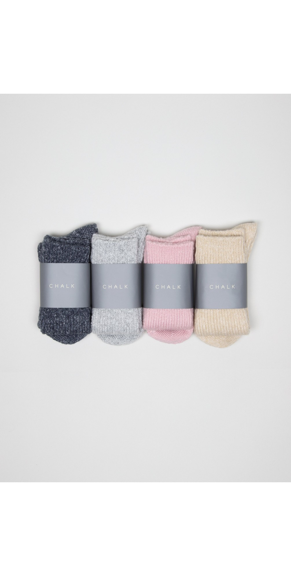 Cosy Supersoft Knit Socks main image