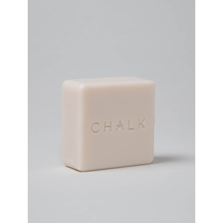 Chalk Home Almond Cream Hand Crafted Soap - White