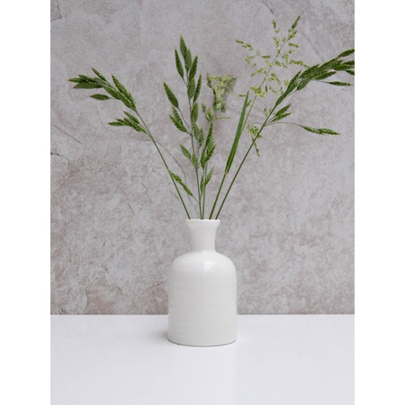 Chalk Home Porcelain Vase  - White