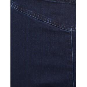 Amazing Woman  Moonlite 14 Superstretch Skinny Fit Side Zip Jean - Blue