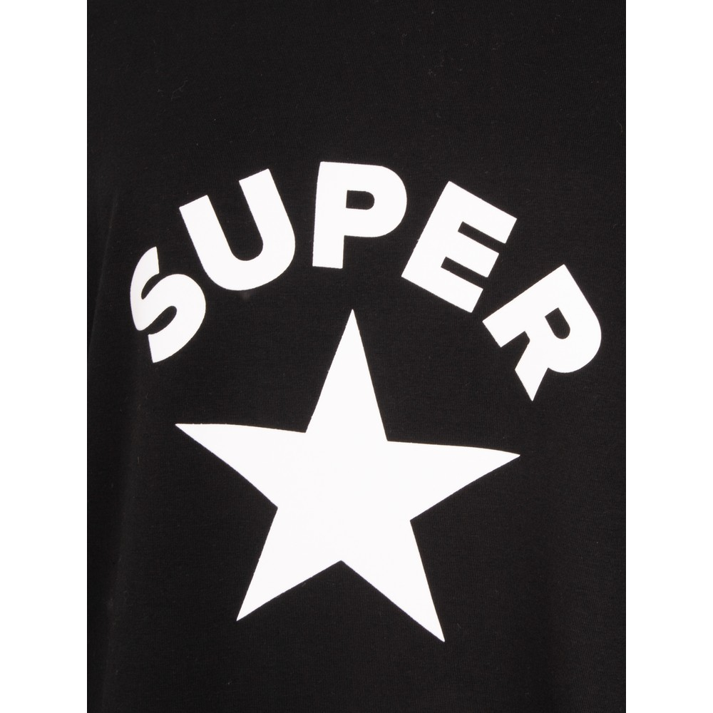 Chalk Gemini Exclusive ! Robyn Super Star Top Black / White