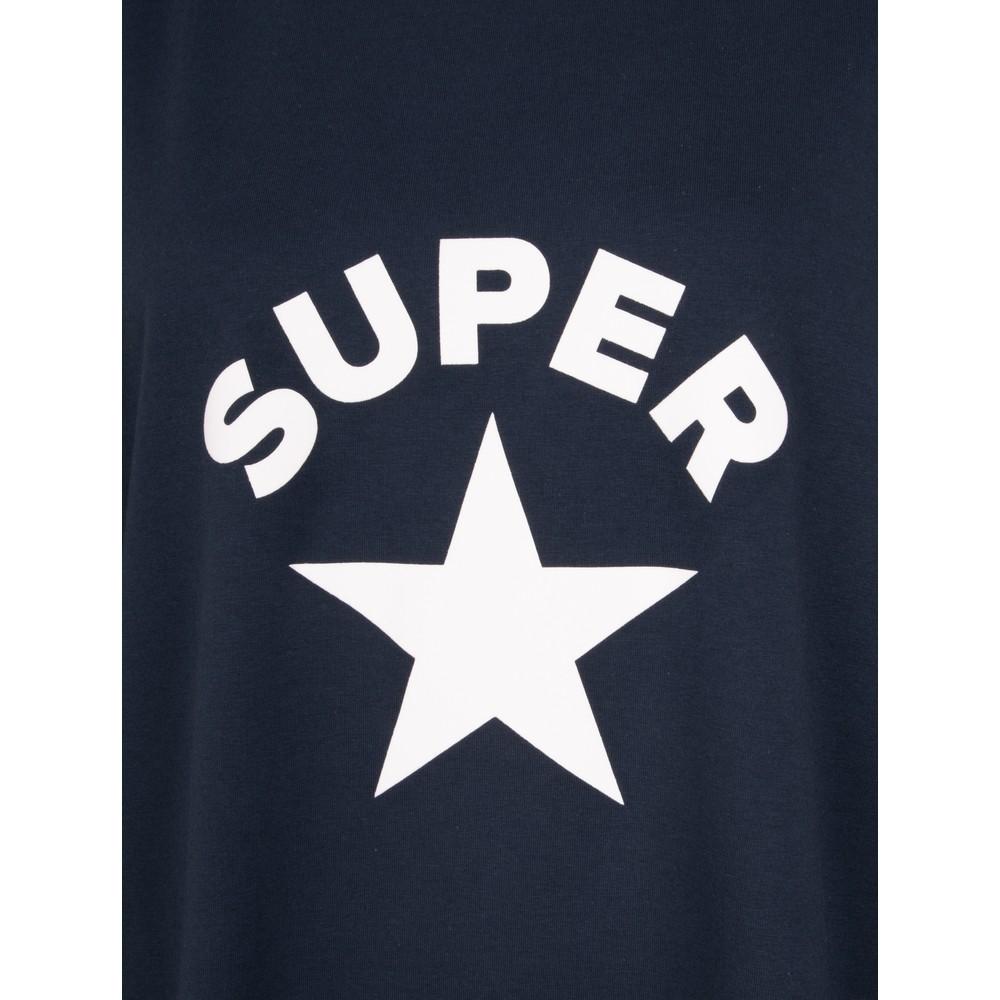 Chalk Gemini Exclusive ! Robyn Super Star Top Navy / White