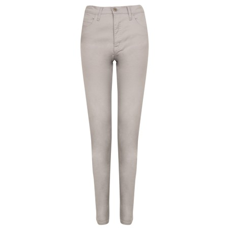 Amazing Woman  Moonlite 02 Slimfit Cotton Stretch Jean  - Metallic