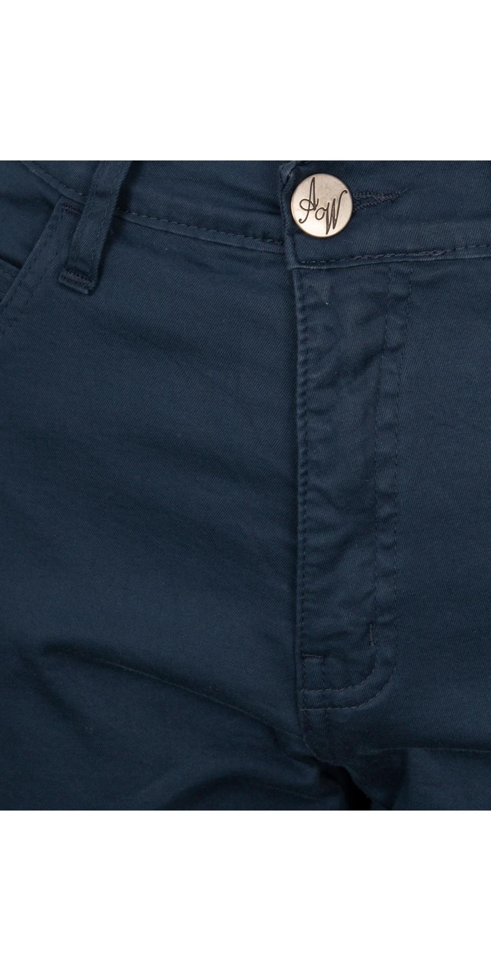 Moonlite 09 Superstretch Slimfit Crop Trouser main image