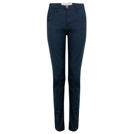 Amazing Woman  Moonlite 02 Slimfit Cotton Stretch Jean  - Blue