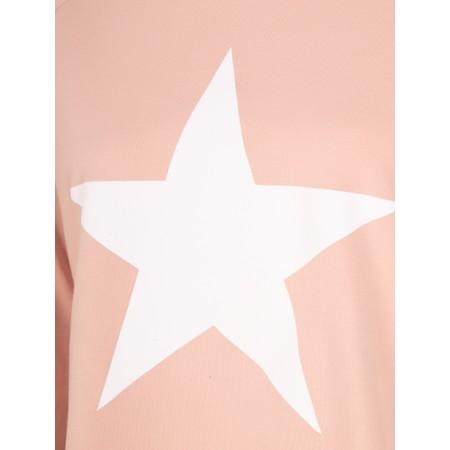 Chalk Tasha Star Top - Pink
