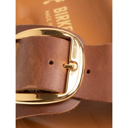 Birkenstock Madrid Big Buckle Sandal - Brown