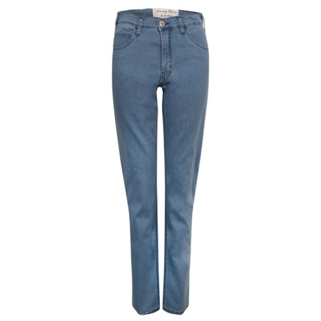 Amazing Woman Moonlite 02 Straight Jean - Blue