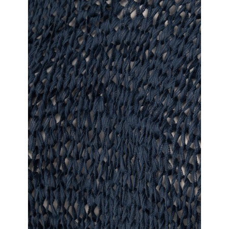 TOC  Bali Tape Yarn Easyfit Top - Blue