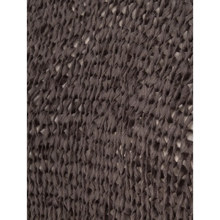 TOC  Bali Tape Yarn Easyfit Top - Grey