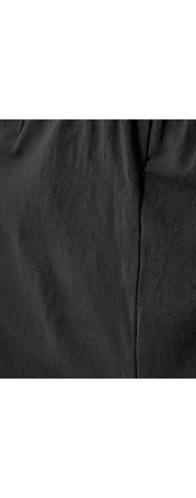 Orientique Bangalene Capri Trouser Black