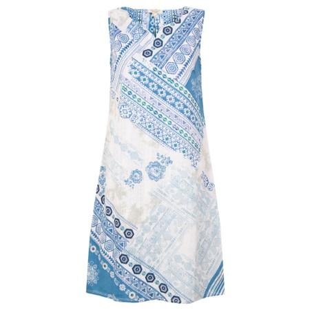 Orientique Corfu Reversible Dress - Blue