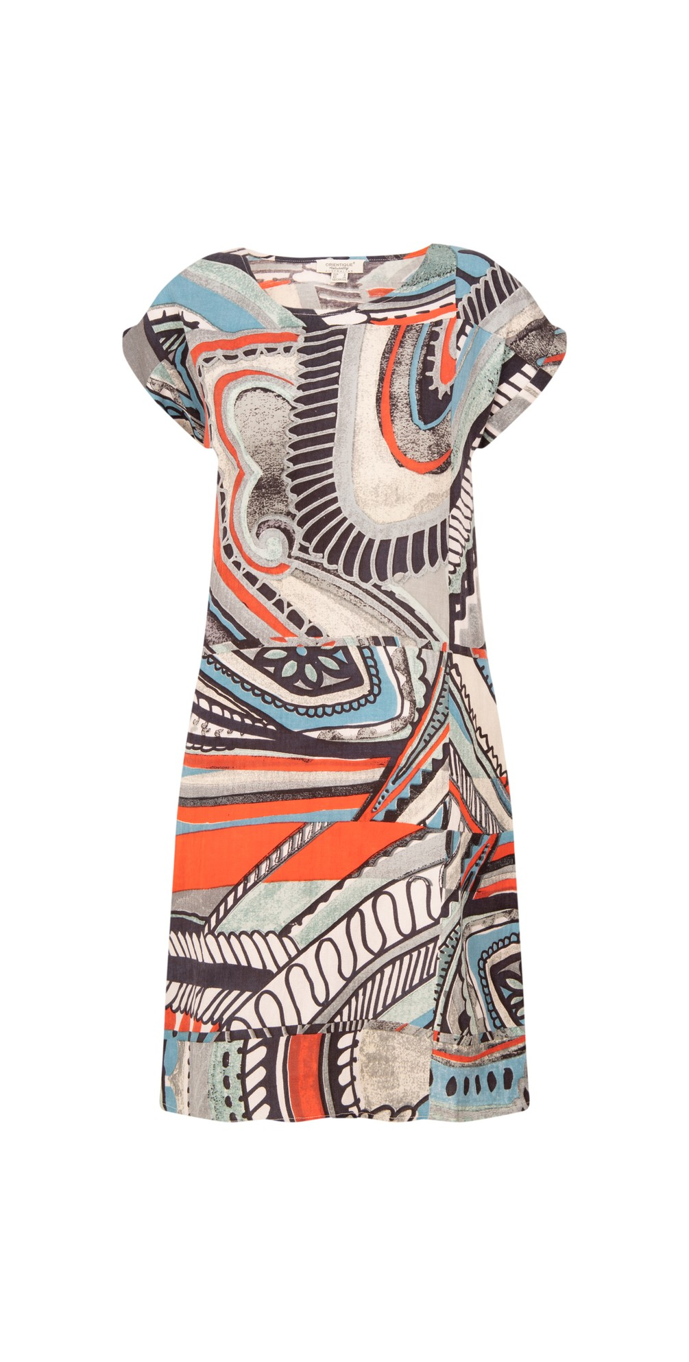 Faraga Dress with Pockets main image
