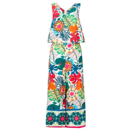 Orientique Paradise Jumpsuit - Multicoloured