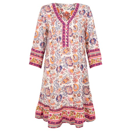 Orientique Elia Tunic  - Multicoloured