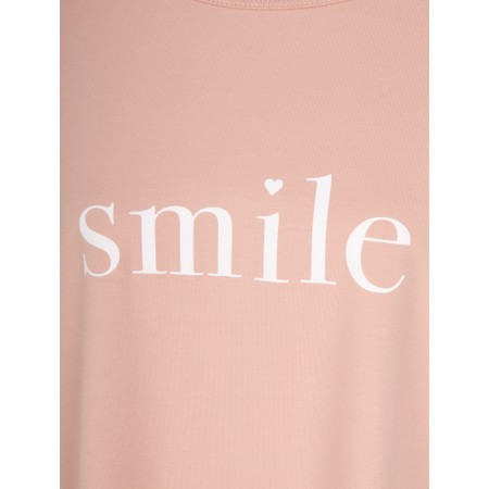 Chalk Robyn Smile Top - Pink