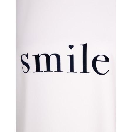 Chalk Robyn Smile Top - White