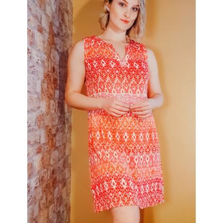 Adini Elisa Dress - Red