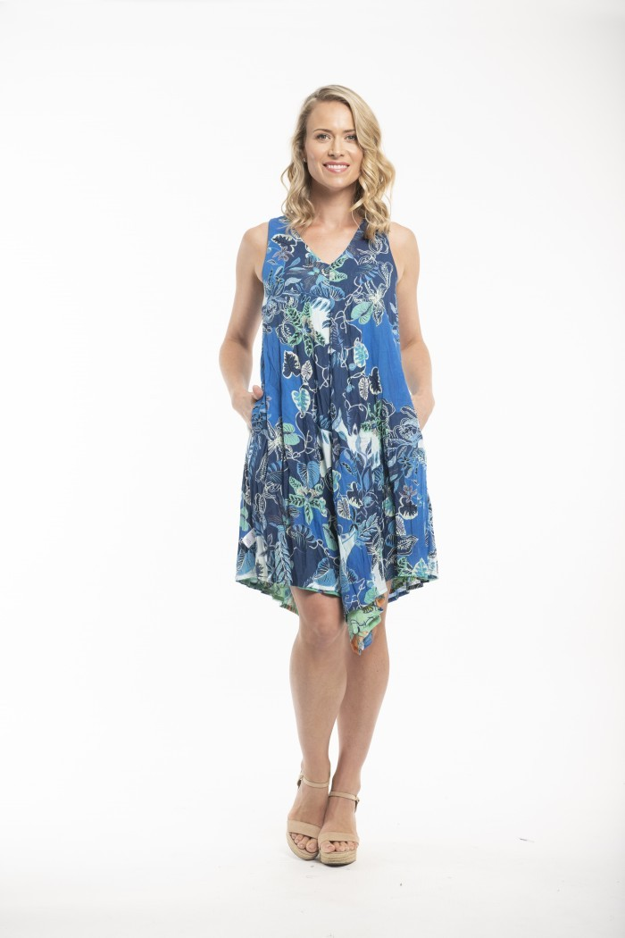 Agenia Reversible Dress main image