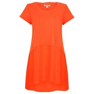 Orientique Essential Short Sleeve Tunic Top