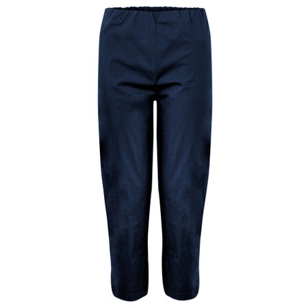 Orientique Bangalene Capri Trouser - Blue