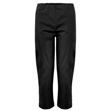 Orientique Bangalene Capri Trouser - Black