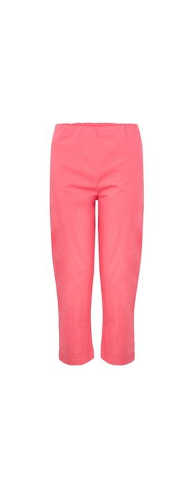 Orientique Bangalene Capri Trouser Pink