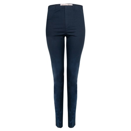 Amazing Woman  Moonlite 08 Superstretch Slimfit Pull On Trouser - Blue