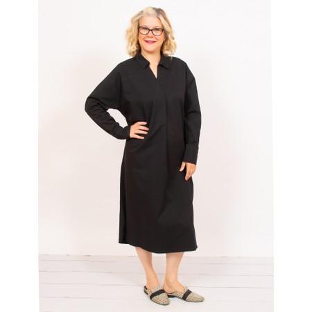 Chalk Becca Dress - Black