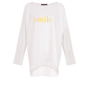 Chalk Robyn Smile Top