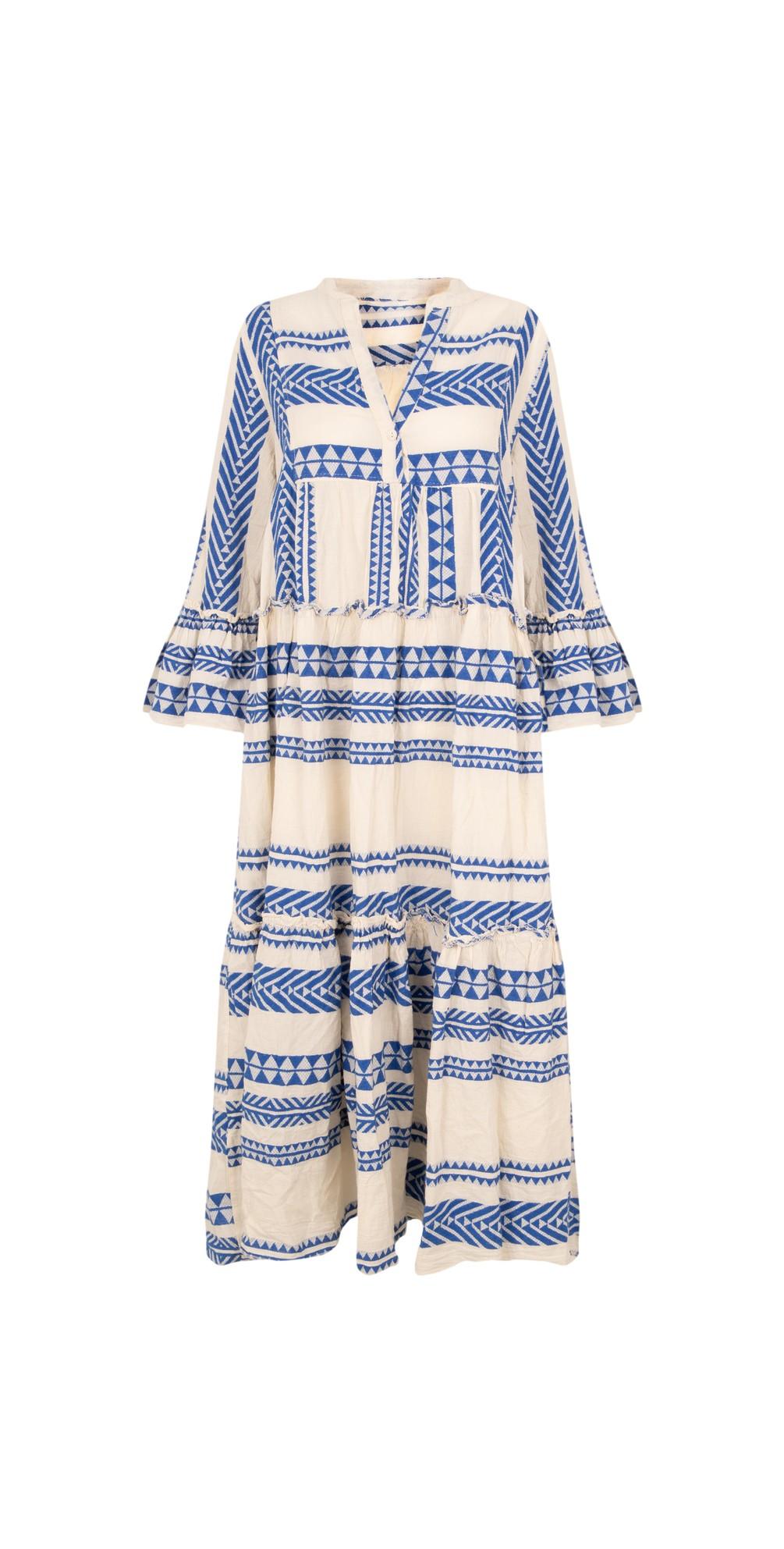 Della Greek Style Maxi Dress main image