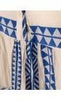 TOC Royal Della Greek Style Maxi Dress