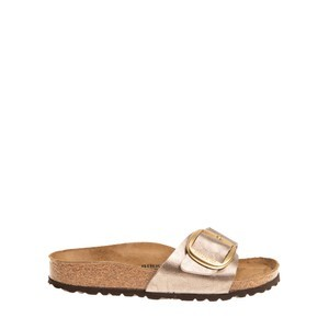 Birkenstock Madrid Big Buckle Sandal - Beige