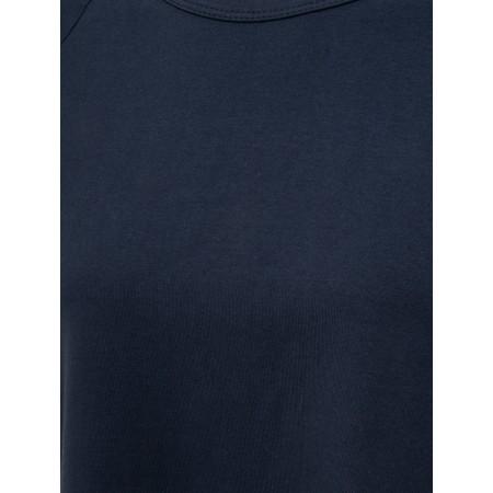 Chalk Darcey Plain Top  - Blue