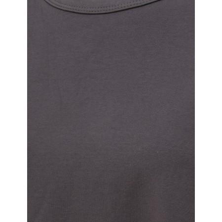 Chalk Darcey Plain Top  - Black