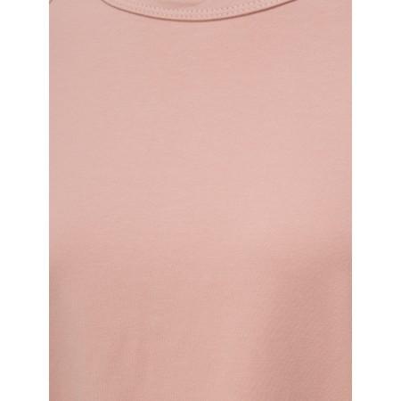 Chalk Darcey Plain Top  - Pink