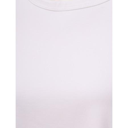 Chalk Darcey Plain Top  - White
