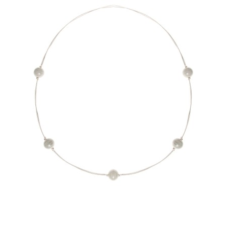 Etnika Cosmic Long Necklace - Blue