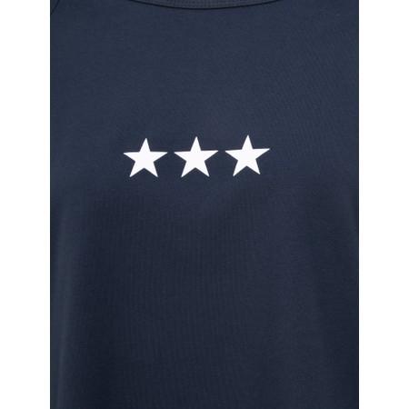 Chalk Tasha Triple Star Top - Blue