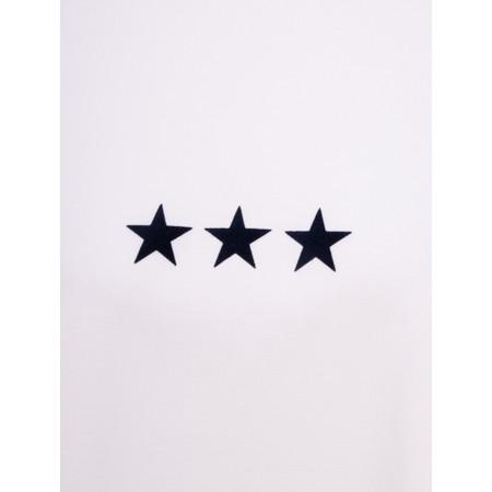 Chalk Tasha Triple Star Top - White