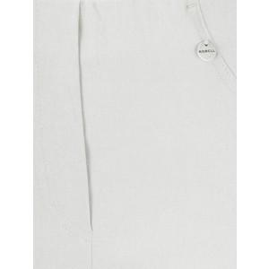 Robell  Bella 09 Light Stone Grey Ankle Length 7/8 Cuff Trouser - Grey
