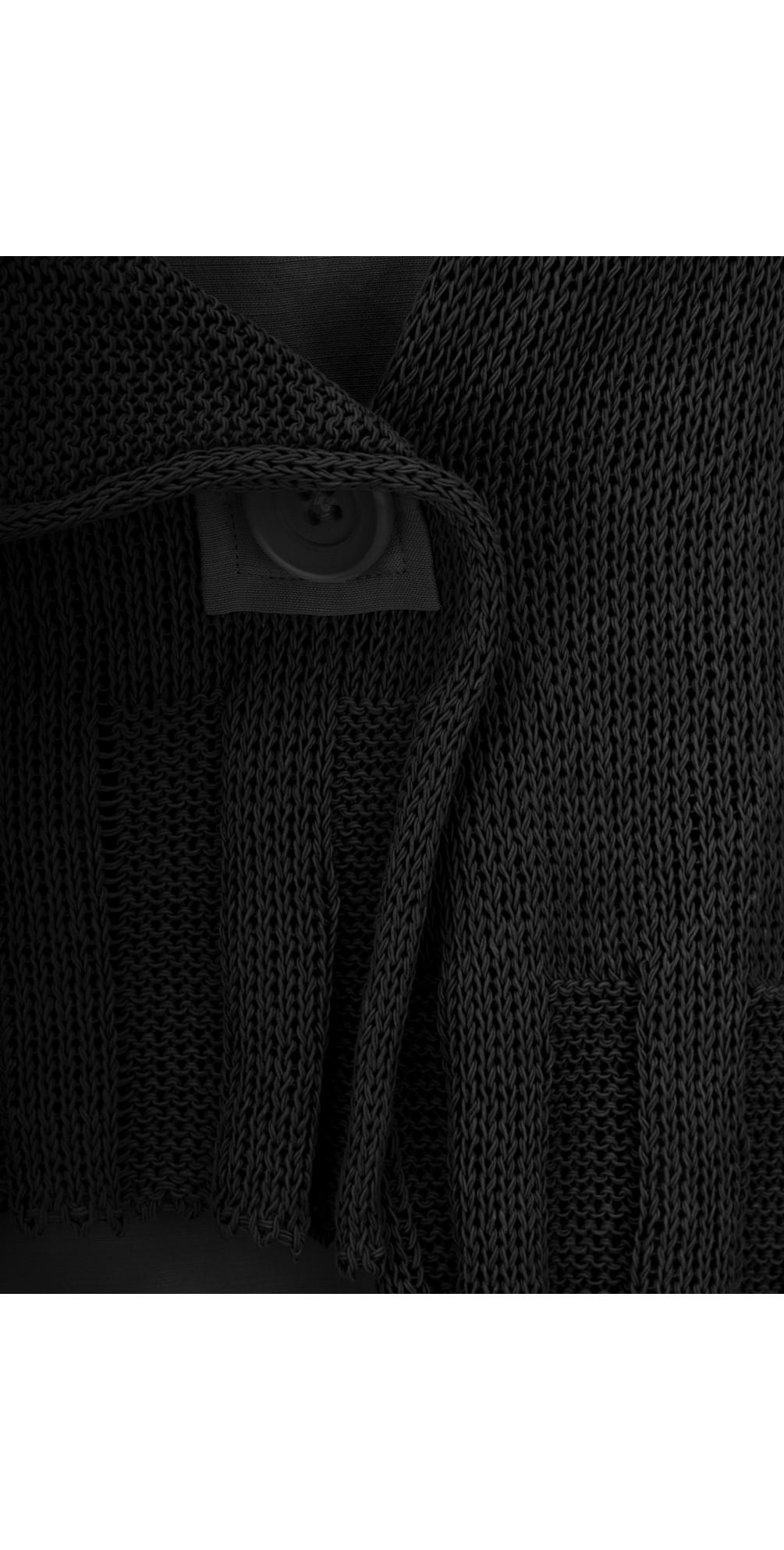 Knit layered Dress main image