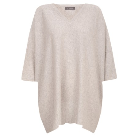 Chalk Clara Jumper - Metallic